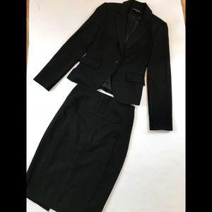 2 PC Suit, blazer & skirt - Express